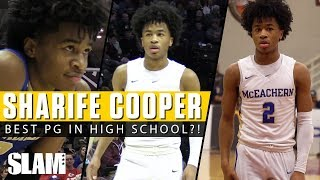 Is Sharife Cooper the Best PG in High School?! 🤔 Undefeated Season & State Champs!! 😈