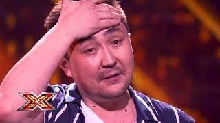 Аргын Аусаров. X Factor Kazakhstan. Сезон 7. Эпизод 8.