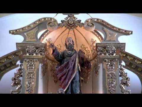 """Die """"San Marcos"""" Kirche, Cuevas de San Marcos"""