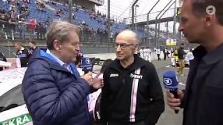 """Interview mit Peter Mücke: """"Du musst wollen, was du machst.""""   Sportschau"""