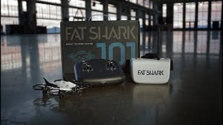 Fat Shark 101 Training System, perfect kit to get into FPV flying