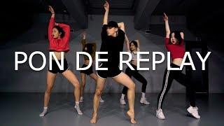 Gambar cover Rihanna - Pon De Replay (Ed Marquis Remix) | DOHOON choreography | Prepix Dance Studio