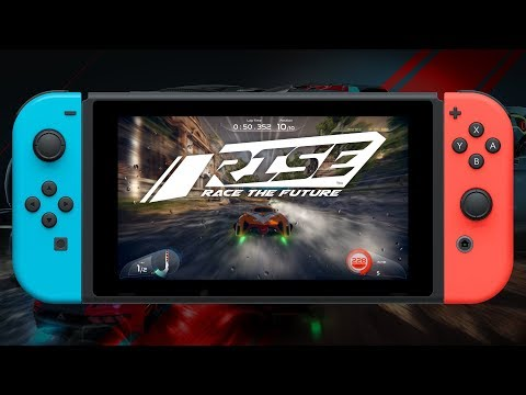 Rise: Race The Future  - Nintendo Switch short trailer thumbnail