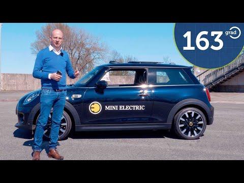 Mini Cooper SE (2020) im Test - GoKart Feeling 184 PS und 270 Nm - Deutsch 4k - 163 Grad