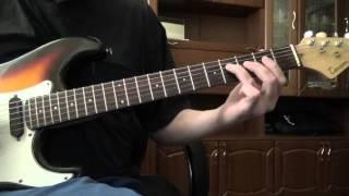 Смотреть онлайн Урок как играть рок-н-ролл на гитаре