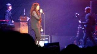 Alanis Morissette - Sympathetic Character live at Brady Theater in Tulsa OK