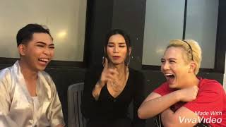 Minh Dự, BB Trần, Duy Khánh hùa nhau nói xấu Hải Triều tan nát