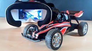 Emax Interceptor - Kamera RC Car mit FPV Videobrille von Gearbest // Testbericht & Testfahrt