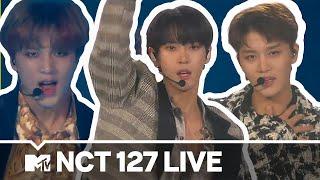 "NCT 127 - ""Highway To Heaven"" Live | MTV EMA 2019"