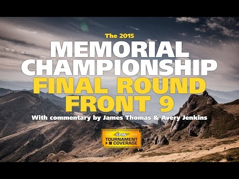 2015 Disc Golf Memorial Championship final round, Front 9 (Lizotte, Koling, McBeth, Feldberg)