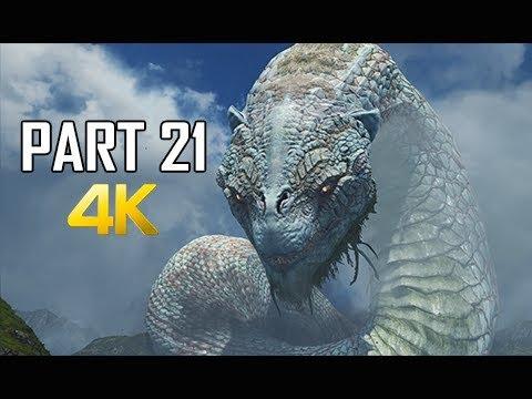 GOD OF WAR Gameplay Walkthrough Part 21 - Translation (PS4 PRO 4K Commentary 2018)