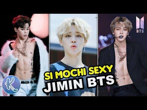 10 fakta jimin bts  si mochi sexy kesayangan member dan army