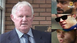 Interview: Graeme Pollock | Is Virat Kohli As Good As Sachin Tendulkar? | Wisden India