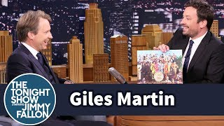 Giles Martin Served as Beatles' George Martin's Ears as a Teen