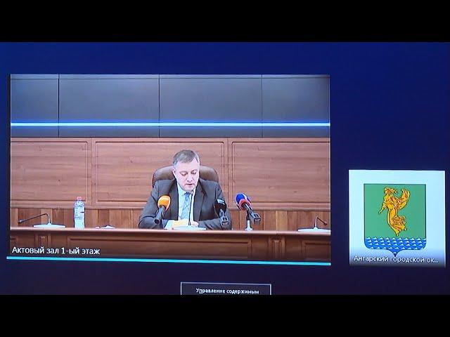 Губернатор Приангарья ответил на вопросы журналистов