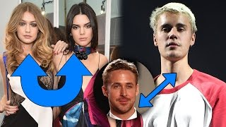 11 Celeb Pairs You Didn't Know Were Related