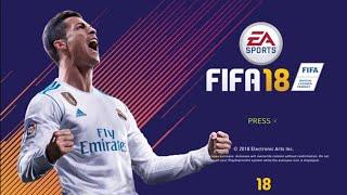 FIFA 18 -- Gameplay (PS4)