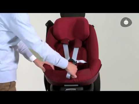 Maxi-Cosi 2wayPearl - Jak zamontować fotelik w aucie?