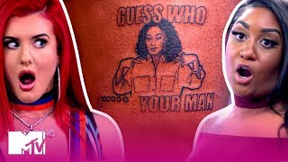 Can These 'Hating-Ass' BFFs Survive This Petty Tattoo? | How Far Is Tattoo Far? | MTV