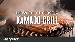 How To Buy A Kamado Grill | Buying Guide | BBQGuys