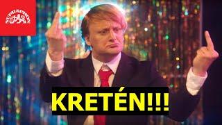 TĚŽKEJ POKONDR - Sketmen (Kretén) (oficiální video)