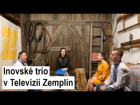Inovské trio<br />Pesnička