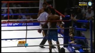 Maximiliano MARQUEZ vs Luis CUSOLITO - WBA - Full Fight - Pelea Completa