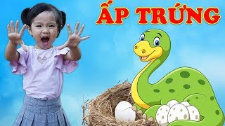 Trò Chơi Đi TÌm Trứng - Bé Nhím TV - Đồ Chơi Trẻ Em