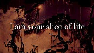 Bauhaus - Slice of Life (LYRICS ON SCREEN) 📺