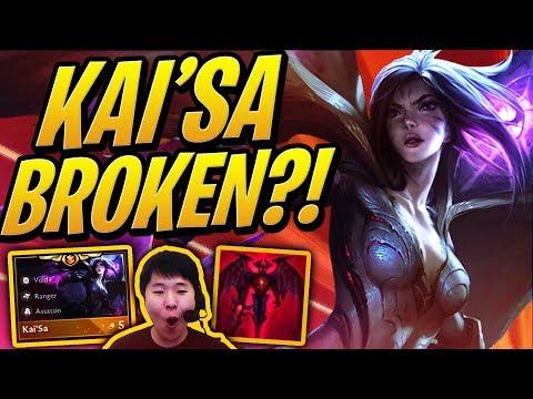 凱莎是史上最做壞的角色?惡魔騎士凱莎出場!