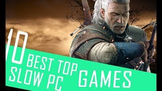 Best Top 10 Games for old/slow/potato PC with 2GB - 3GB RAM 2018 Part 2