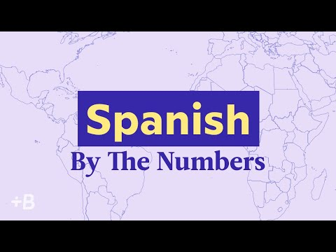 How Many People Speak Spanish? | By The Numbers