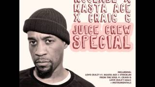 "Koolade feat. Masta Ace & Stricklin - ""Love Crazy (Remix) (Instrumental)"" OFFICIAL VERSION"