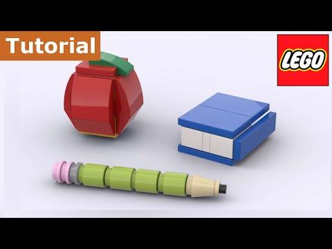 Vidéo LEGO Objets divers 40404 : La journée des enseignants