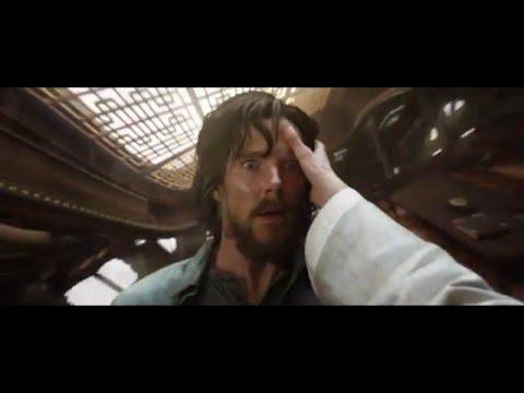 【奇異博士】首支電影預告 2016年10月27日搶先全美上映