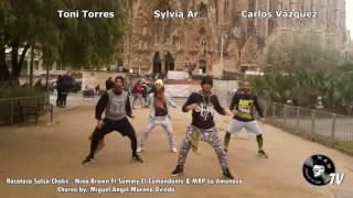"Zumba Toni Torres ""Racataca"" (Salsa Choke) Nino Brown"