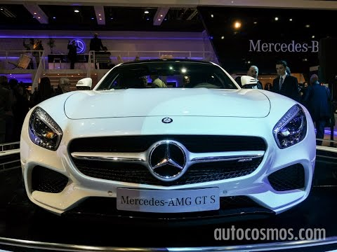 smart y Mercedes-Benz en el Salón de Buenos Aires 2015