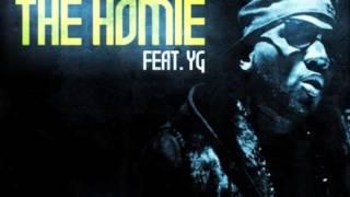 Young Jeezy ft. YG - The Homie (lyrics)