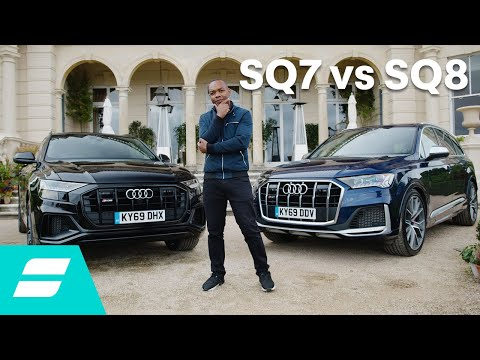 External Review Video fTc9CSGxnJQ for Audi Q8, SQ8, RS Q8 Crossover SUV