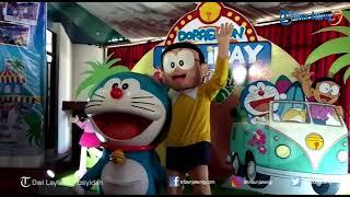 Doraemon dan Nobita dari Jepang Akan Ada di Jateng Fair 2018 Magical Dieng