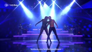 Jennifer Lopez - Dance Again (Live on Wetten, dass..? 6/10/12) HD