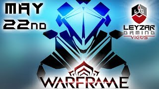Baro Ki'Teer the Void Trader (May 22nd) - Quick Recommendations (Warframe Gameplay)