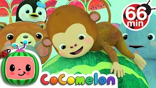 Down by the Bay | +More Nursery Rhymes & Kids Songs - Cocomelon (ABCkidTV)
