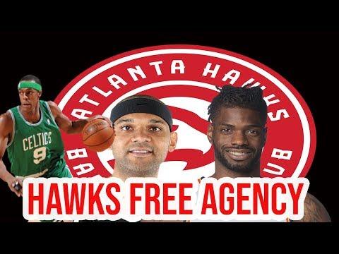 Atlanta Hawks potential free agents