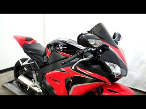 2010 Honda CBR®1000RR in Eden Prairie, Minnesota - Video 1