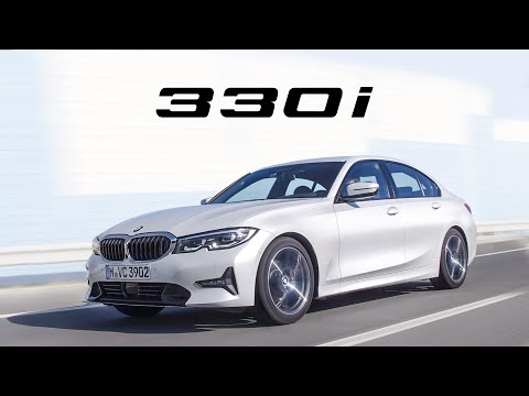 ALL NEW 2019 BMW 3 Series Review - More Performance, Way More Tech