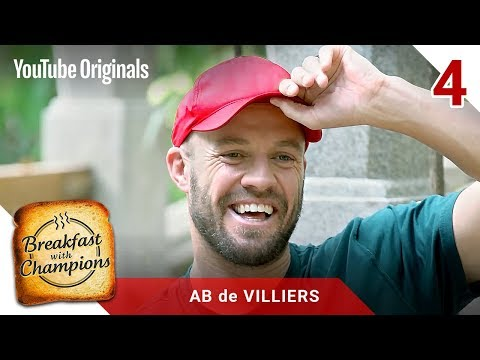 Episode 4 | AB de Villiers | Breakfast with Champions Season 6