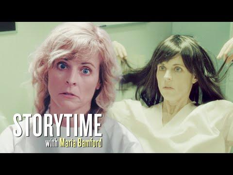 Psych Ward Visit  ft. Maria Bamford