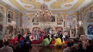 video: Lipicáni - Barokní noc 2021