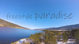 Freestyle Paradise ...